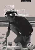 Agnès Thurnauer et Léa Bismuth - Journal et autres écrits.
