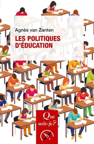 Les politiques d'éducation - 9782715402270 - 6,99 €