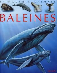 Les baleines - Agnès Vandewiele |