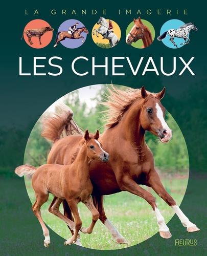 Agnès Vandewiele - Les chevaux.