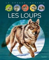 Agnès Vandewiele et Marie-Christine Lemayeur - Les loups.