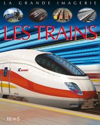 Les trains - Agnès Vandewiele |