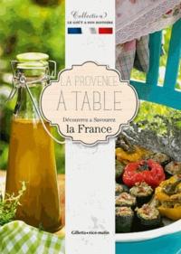 Agnès Vienot - La Provence à table - Découvrez & savourez la France.