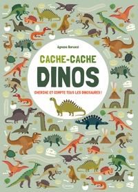 Agnese Baruzzi - Cache-Cache Dinos - Cherche et compte tous les Dinosaures !.