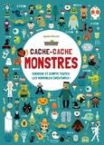 Agnese Baruzzi - Cache-cache monstres - Cherche et compte toutes les horribles créatures !.