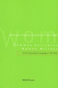 Agnese Fidecaro et Henriette Partzsch - Femmes écrivains à la croisée des langues, 1700-2000.