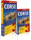 Agnieszka Fundowicz - Corse - Guide + atlas + carte touristique 1/170 000.