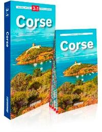 Agnieszka Fundowicz - Corse - Guide + Atlas + Carte 1/170 000.