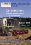Agreste - Le panorama du monde agricole, forestier et agroalimentaire Nord Pas-de-Calais Picardie - Résultats 2005.