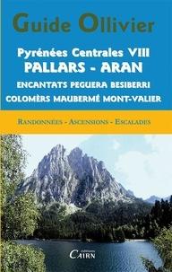 Agustin Jolis et Maria Antonia Simo de Jolis - Pyrénées centrales - Tome 8, Pallars - Aran.