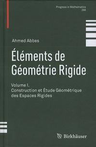 Deedr.fr Eléments de Géométrie Rigide - Construction et Étude Géométrique des Espaces Rigides Image