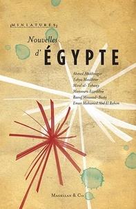 Ahmed Abokhnegar et Miral Al-Tahawy - Nouvelles d'Egypte.