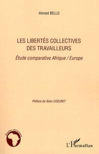 Deedr.fr Les libertés collectives des travailleurs - Etude comparative Afrique/Europe Image