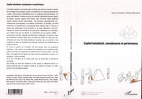 Ahmed Bounfour - Capital immatériel : connaissance et performance.