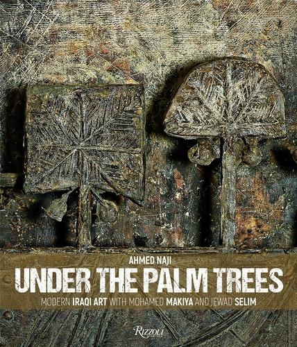Ahmed Naji - Under the palm trees - Modern iraqi art.
