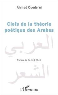 Deedr.fr Clefs de la théorie poétique des Arabes Image