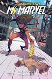 Ahmed Saladin et Jung Minkyu - Magnificent Ms. Marvel Tome 1 : La fabuleuse Miss Marvel.