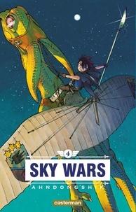 Ahndongshik - Sky Wars Tome 4 : .