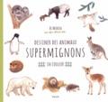 Ai Akikusa - Dessiner des animaux supermignons en couleur.