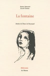 Aïcha Arnaout et Alain Gorius - La fontaine.
