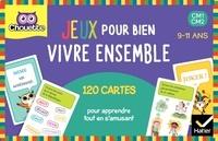 Jeux pour bien vivre ensemble CM1 CM2 9-11 ans- 120 cartes pour apprendre en s'amusant - Aicha Tarek | Showmesound.org