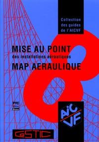 AICVF - Mise au point des installations aérauliques : MAP aérolique - Tome 8.