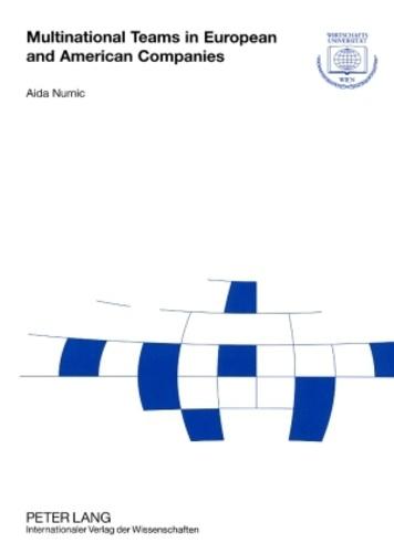 Aida Hajro - Multinational Teams in European and American Companies.