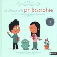 Aïda N'Diaye et Thomas Baas - Je découvre la philosophie. 1 CD audio