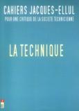 Didier Nordon et Jacques Ellul - Cahiers Jacques Ellul N° 2/2004 : La technique.