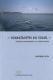 """Aikaterini Lefka - """"Compatriotes du soleil"""" - Eléments diachroniques de la pensée grecque."""