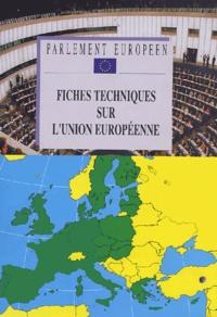 Aila Asikainen et Jean-Louis Antoine-Grégoire - Fiches techniques sur l'Union Européenne.