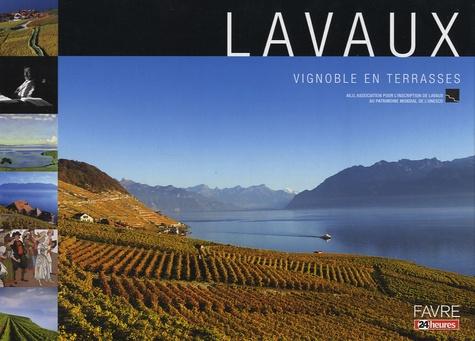 AILU - Lavaux - Vignoble en terrasses.
