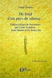 Aimé Césaire - Du fond d'un pays de silence... - Edition critique de Ferrements  par Lilyan Kesteloot, René Hénane et M. Souley Ba.