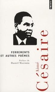 Aimé Césaire - Ferrements et autres poèmes.