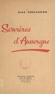 Aimé Coulaudon - Sourires d'Auvergne.