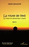 Aimé Noutché - La route de l'éxil - La veste du demandeur d'asile.