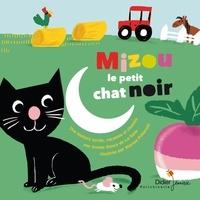 Aimée de La Salle et Marion Piffaretti - Mizou le petit chat noir. 1 CD audio