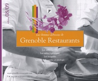 Aïnara Editions - Les bonnes adresses de Grenoble Restaurants.