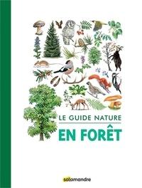 Aino Adriaens et Sophie Giriens - Le guide nature en forêt.