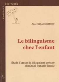 Le bilinguisme chez lenfant - Etude dun cas de bilinguisme précoce simultané français-finnois.pdf