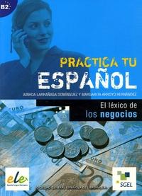 Deedr.fr Practica tu espanol - El lexico de los negocios Image