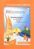 AIRe et  MèTIS Europe - Nouveaux horizons pour les ITEP - Dispositif et concept d'intervention - XVe Journées nationale d'étude, de recherche et de formation des Instituts Thérapeutiques, Educatifs et Pédagogiques.
