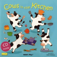 Airlie Anderson - Cows in the Kitchen. 1 CD audio