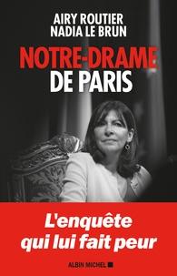 Airy Routier et Nadia Le Brun - Notre-Drame de Paris.