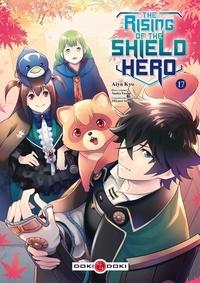 Aiya Kyû et Aneko Yusagi - The Rising of the Shield Hero Tome 17 : .
