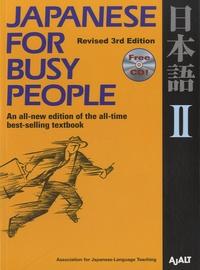 AJALT - Japanese for Busy People.
