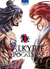 Ajichika et Shinya Umemura - Valkyrie apocalypse Tome 1 : .