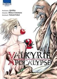 Ajichika et Shinya Umemura - Valkyrie apocalypse Tome 2 : .