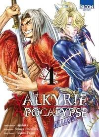 Ajichika et Shinya Umemura - Valkyrie apocalypse Tome 4 : .