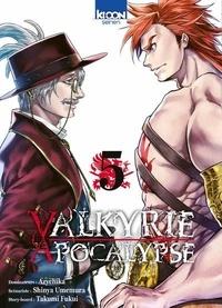 Ajichika et Shinya Umemura - Valkyrie apocalypse Tome 5 : .